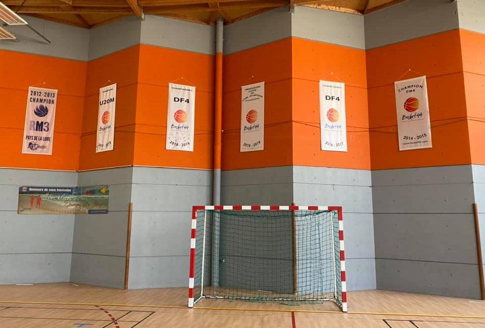 Sainte Luce Basket - Fanions